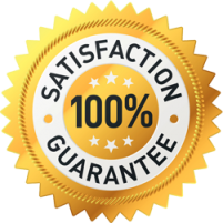 100% Satisfaction Guarantee in 91740
